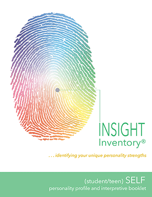 INSIGHT Inventory Strengths Based Assessment for Youth