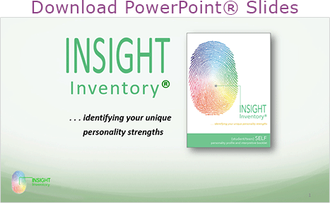 INSIGHT Inventory TEAM PowerPoint Slides