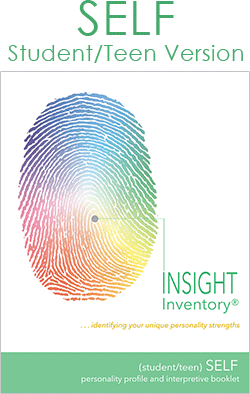INSIGHT Inventory Self Student Teen