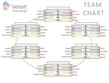 Team Chart, 6 Profiles