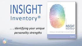 INSIGHT Inventory Team Slides